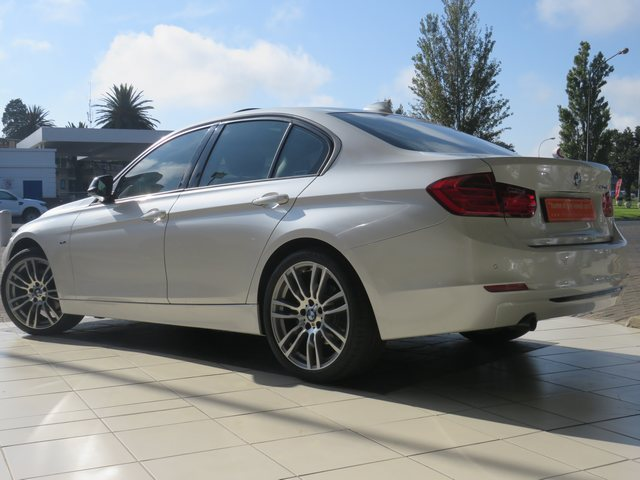 2015 BMW 3 Series 320d Sport Line auto