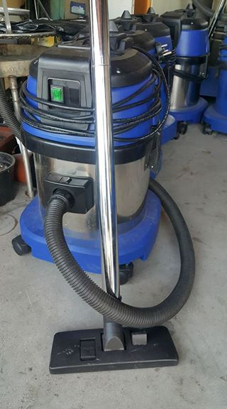 Vacuum cleaners wet and dry silent vac
