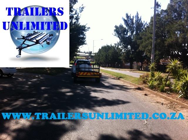 Utility All Purpose Trailer