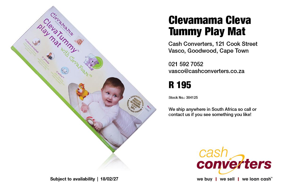 Clevamama Cleva Tummy Play Mat