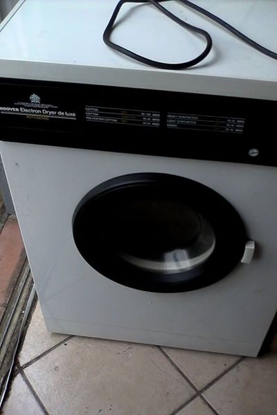 Tumble dryer Hoover 5 kg tumble dryer.