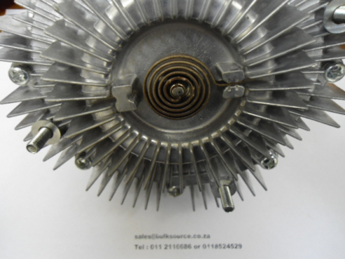 ISUZU PARTS SPARES FAN CLUTCH