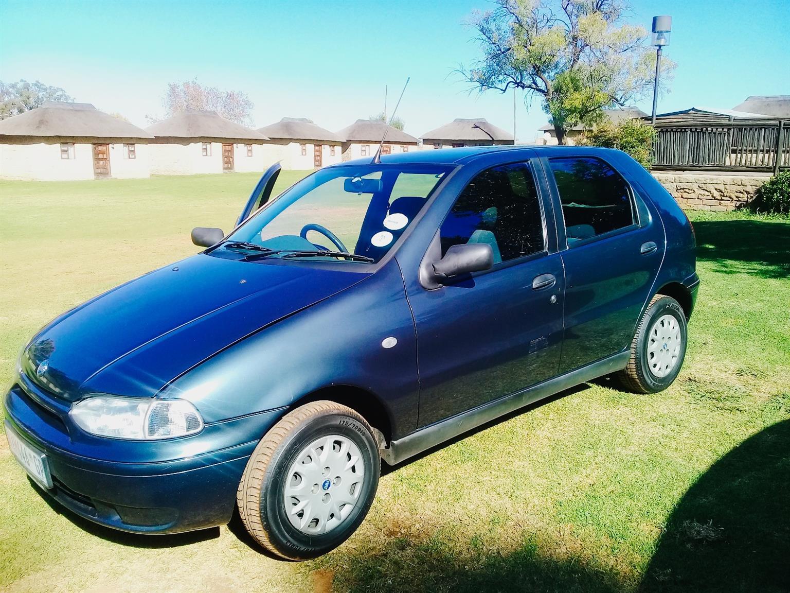 2002 Fiat Palio 1.6 EL 5 door