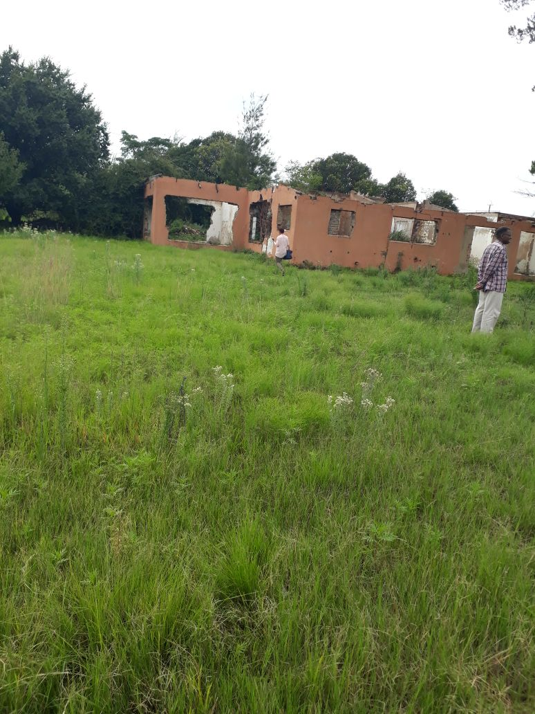 Plot for sale welgedacht springs