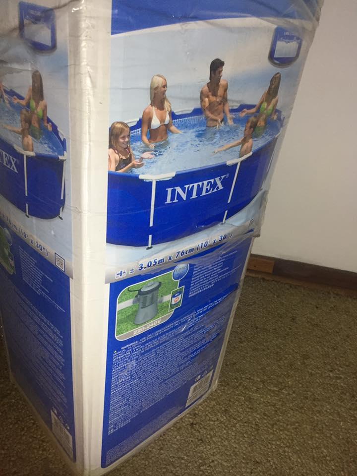 Intex Swembad te koop
