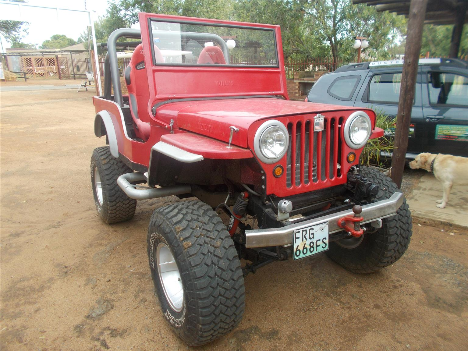 Willys Jeep For Sale Pretoria >> Willys Jeep In Cars In South Africa Junk Mail