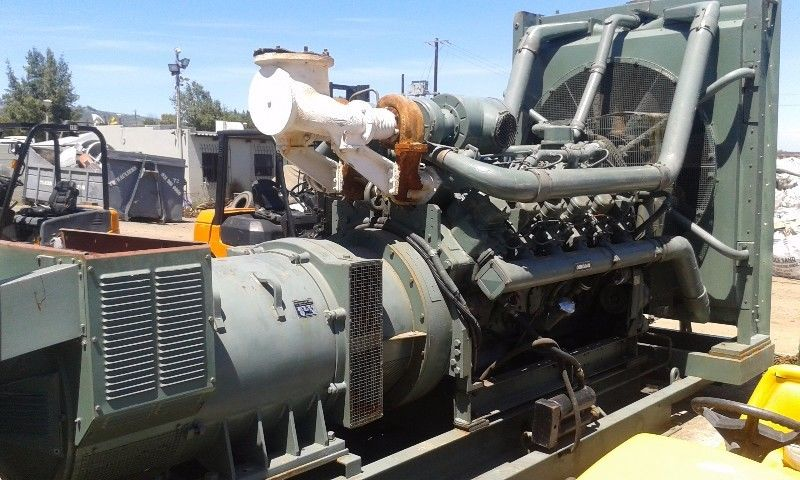 400 KVA Generator At a GIVE AWAY Price of only R250 000 NEG