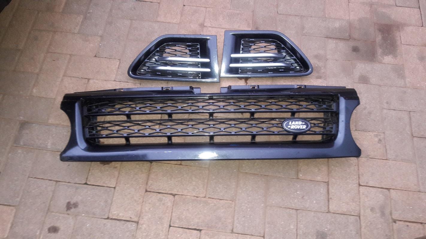 Range Rover Sport Grills