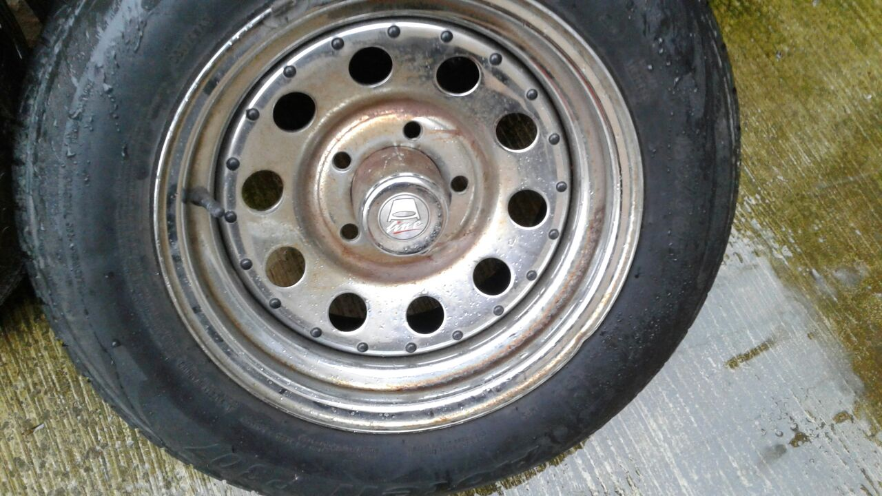 Mags and tyres for sale
