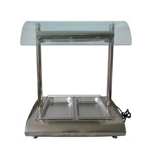 Bain marie-2 tray-1/1-HYWFS-2