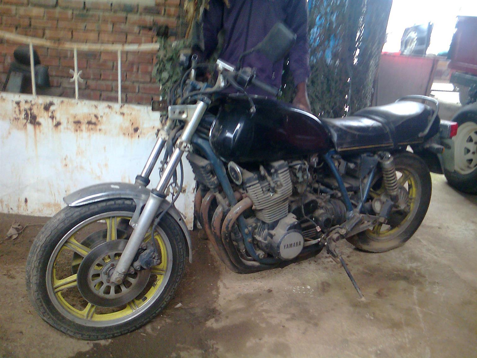 1980 Yamaha Dragstar