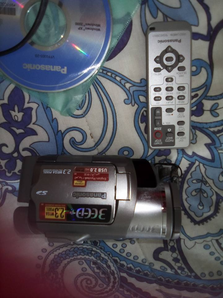 Panasoniv video camera