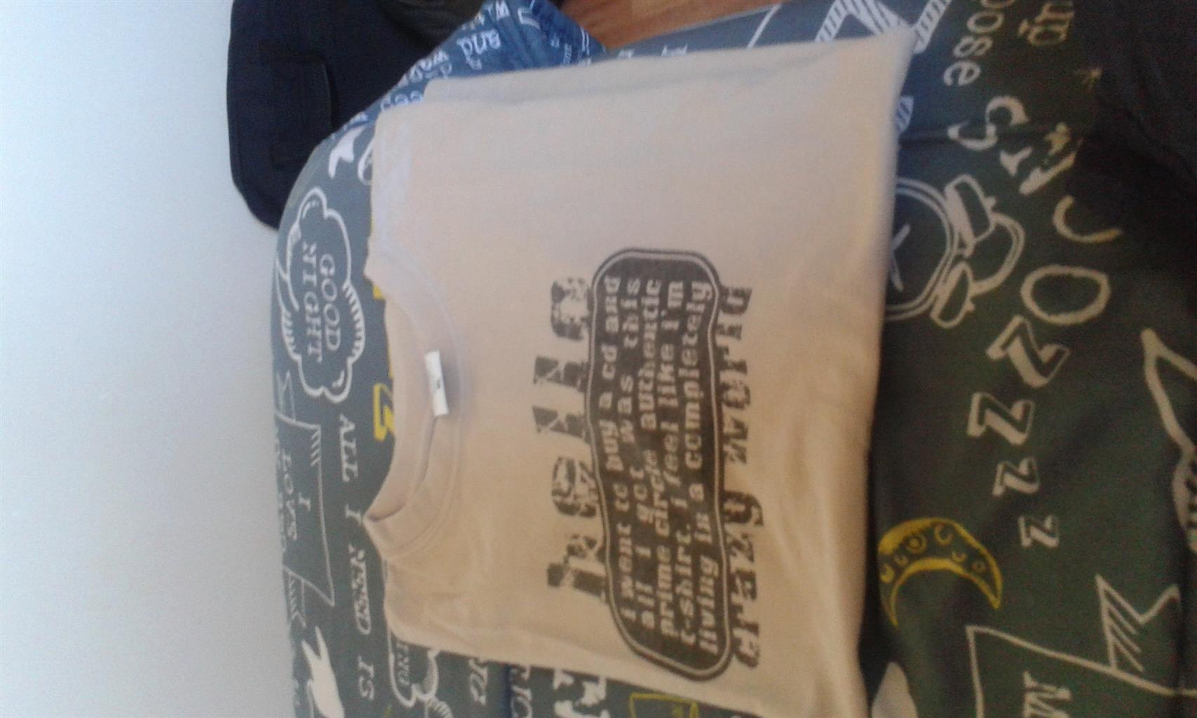 Prime Circle T Shirt R40 XL
