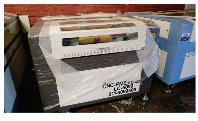 9060 Laser Machine