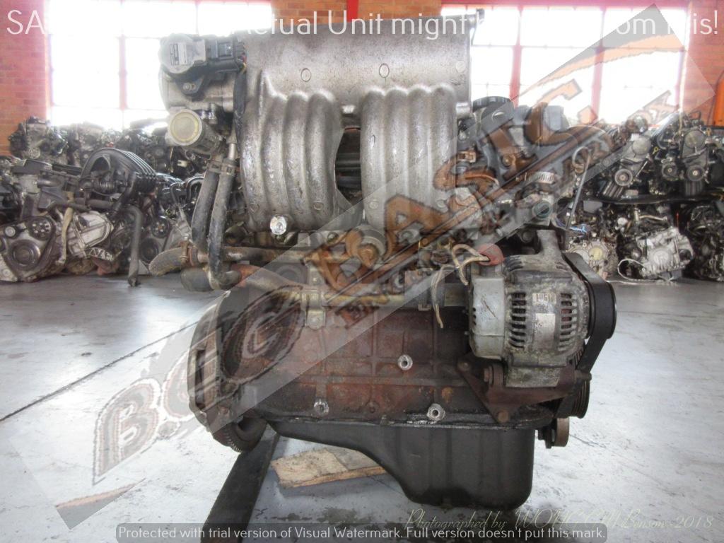 TOYOTA COROLLA -4A GE II 1.6L TWIN CAM EFI 16V  Engine