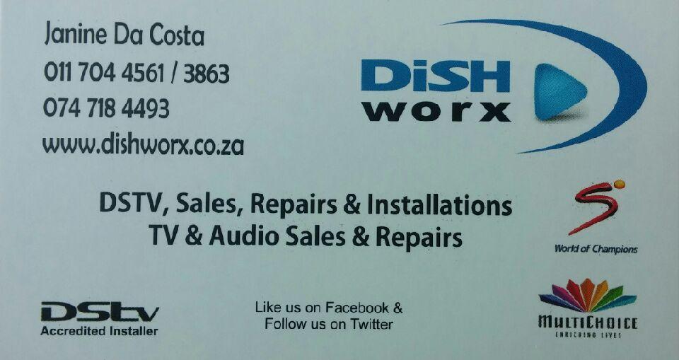 DishWorx DStv your Satellite People