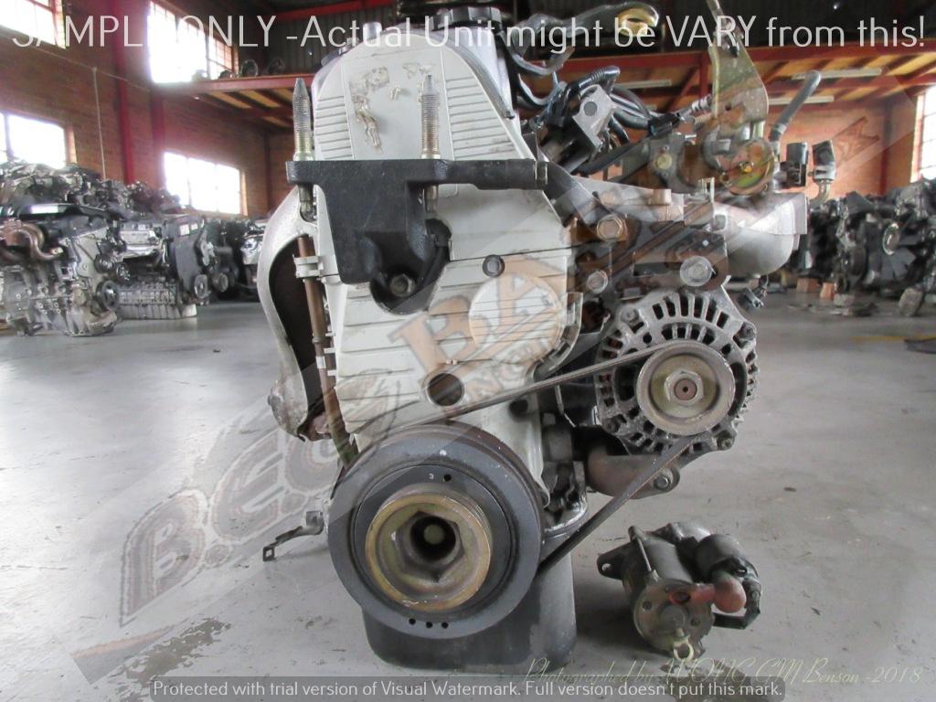 HONDA BALLADE -D16A 1.6L SINGLE CAM EFI 16V Engine