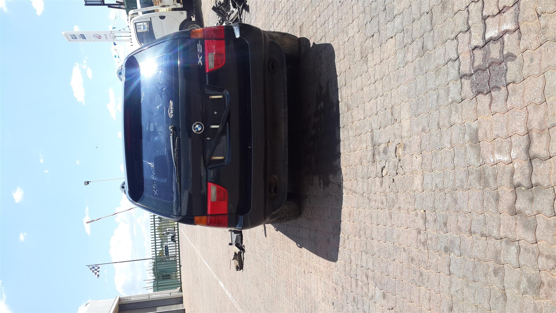X5 BMW SPARES FOR SALE