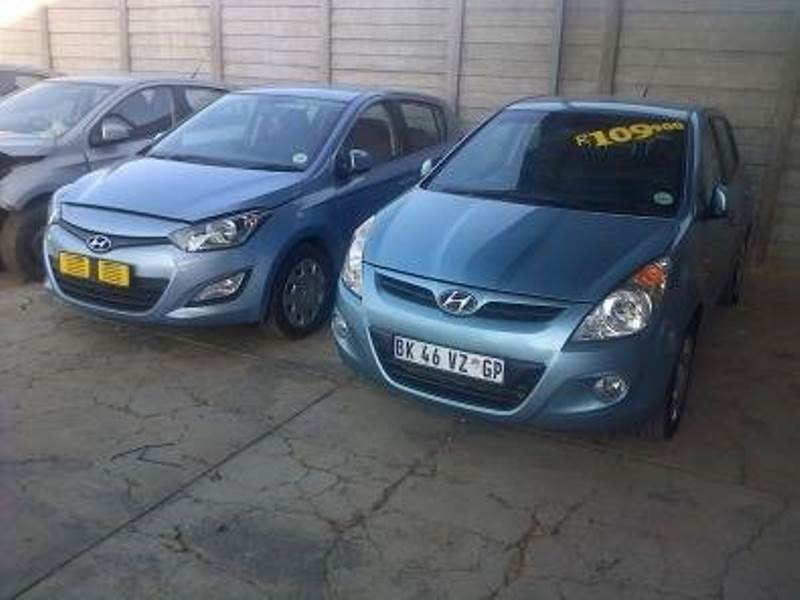 I20 & I10 Hyundai rebuilt to showroom condition
