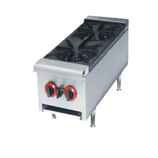 Gas Boiling Table-2 Burner-OT-RB-2