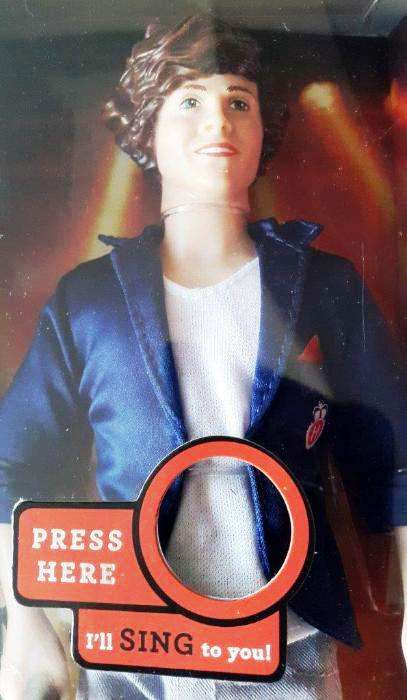 RARE - 1 Direction Singing Harry Collectors Doll - 1D