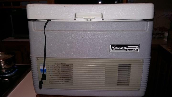 Coleman Cooler box