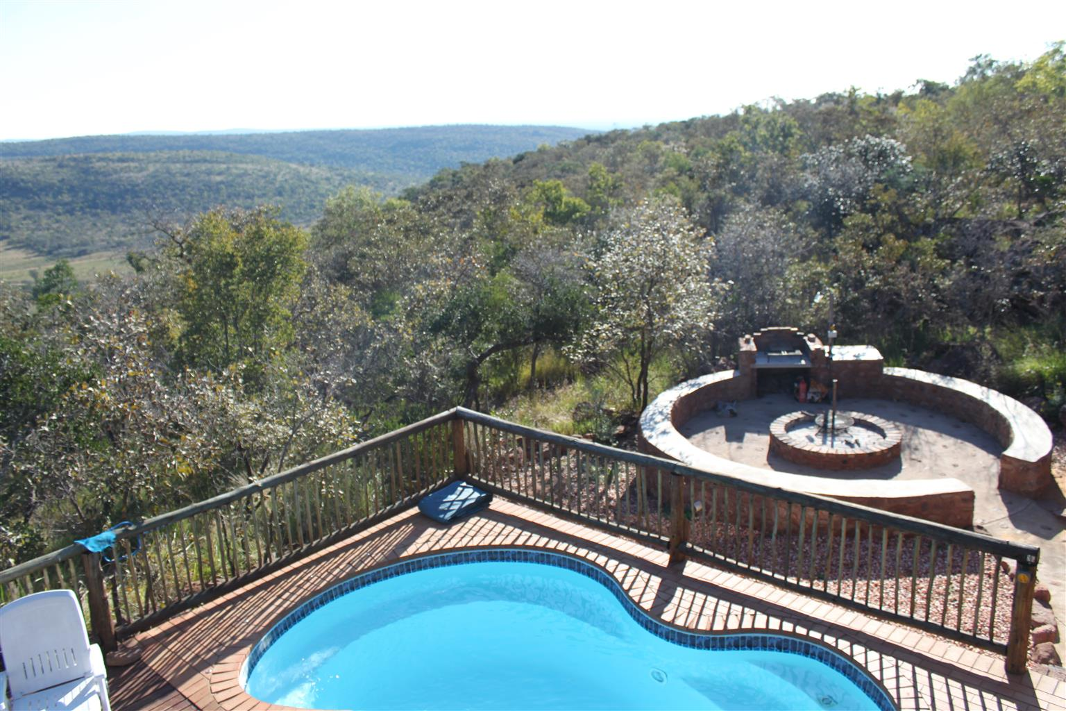 Kamonande. Share (20%) in magnificent Waterberg holiday house for Sale. Stunning Views!