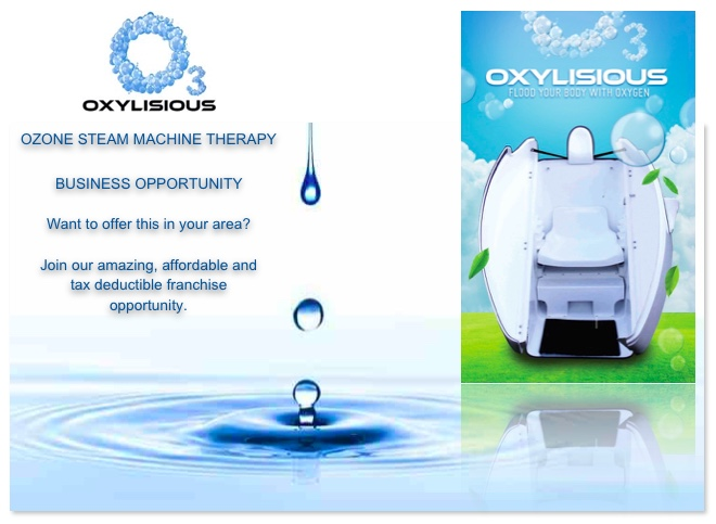 Ozone Therapy Machine Franchise