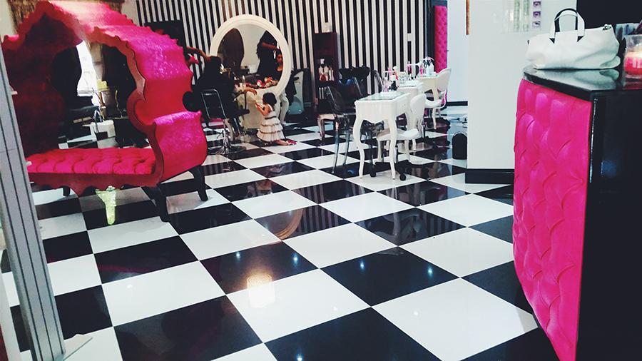 Upmarket Beauty Salon - Sandton