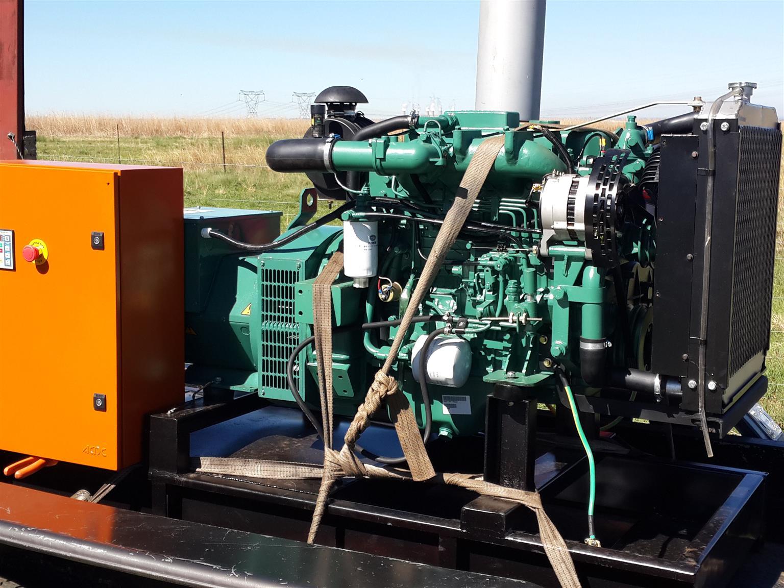 150 Kva Lovol Perkins Generator