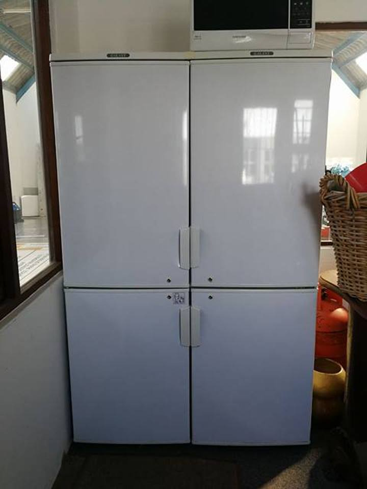 GALAXY  Double Door Fridge for Sale