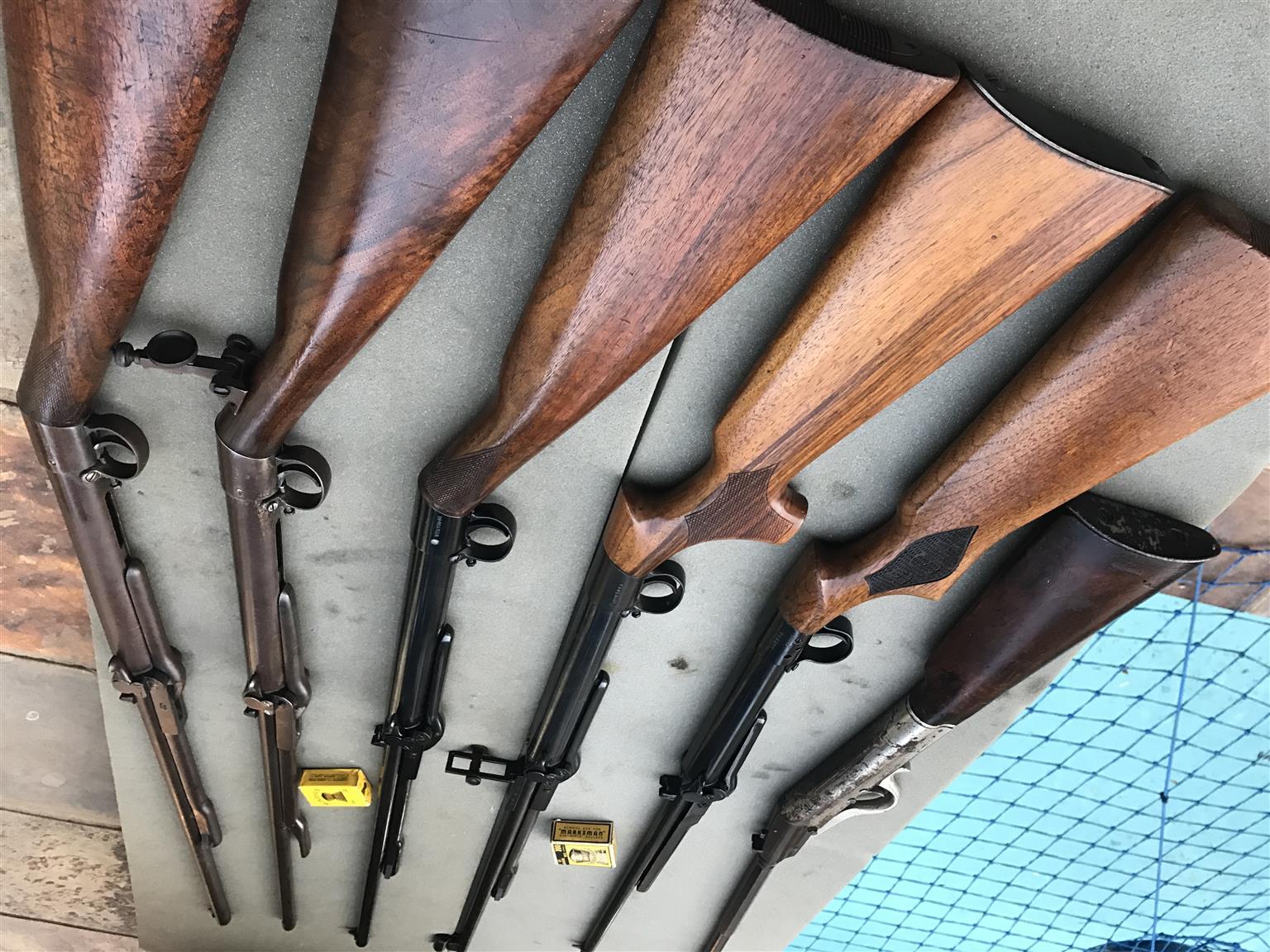 Old Bsa air rifles wanted