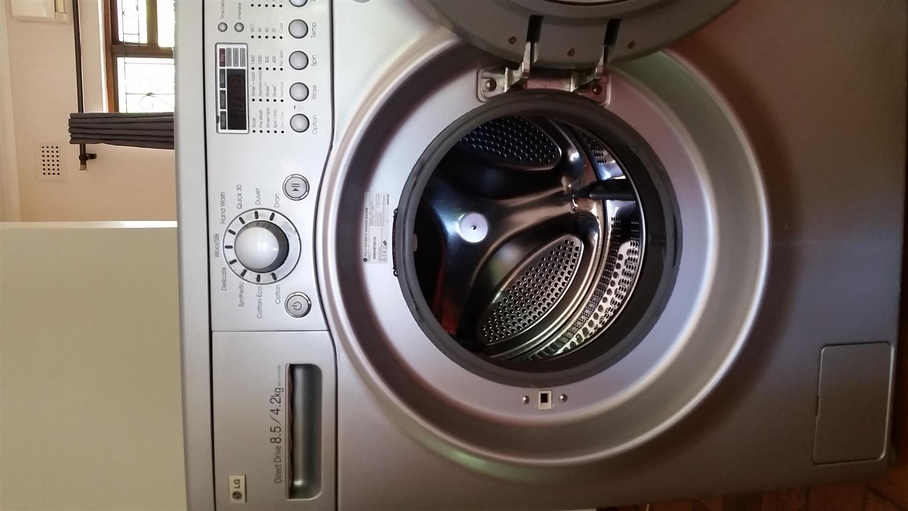 LG Washing and Drying Machine