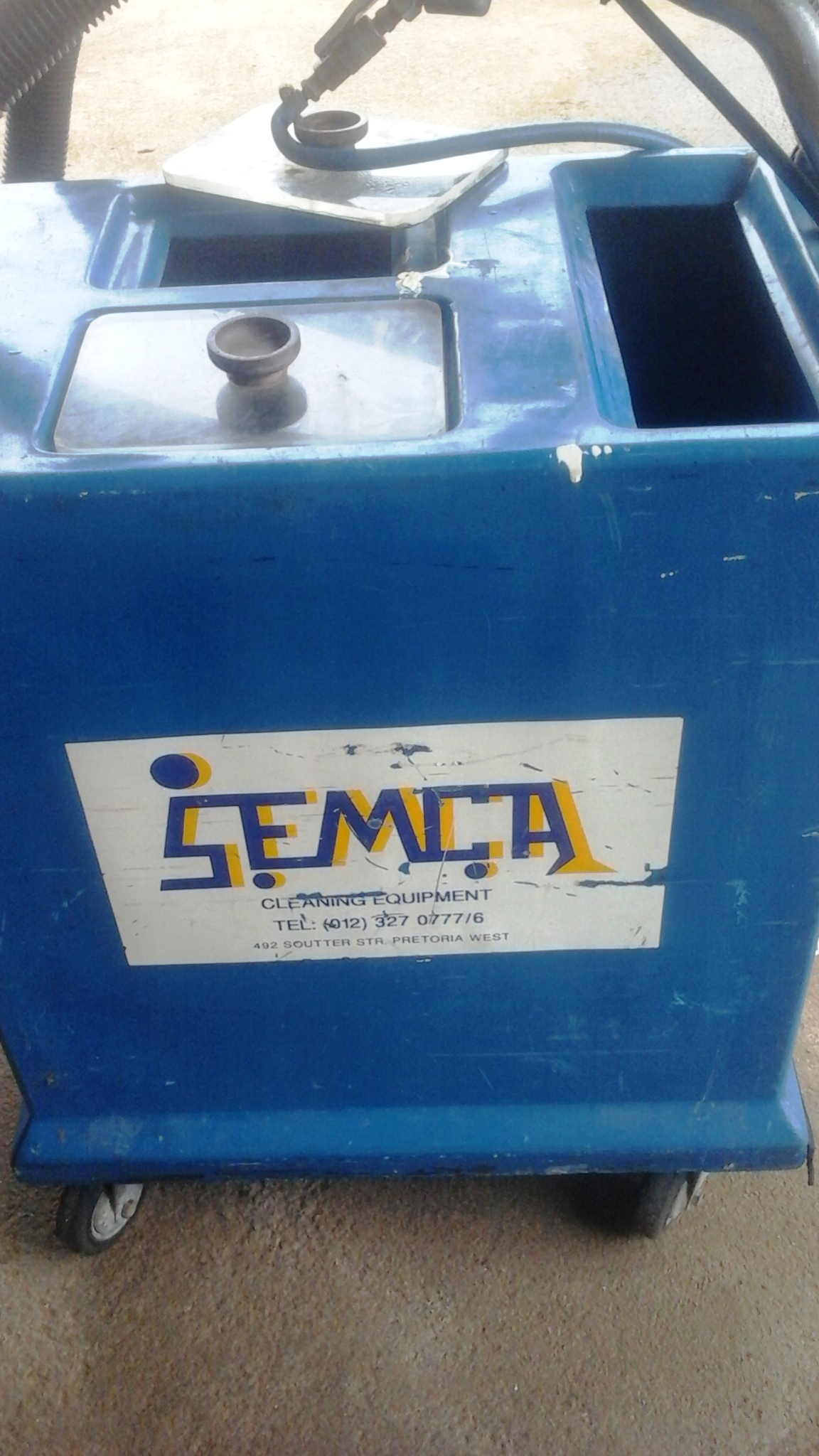 Industrial Carpet Cleaning Machine Junk Mail