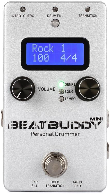 Beatbuddy Mini Drum Machine Pedal,New Stock!