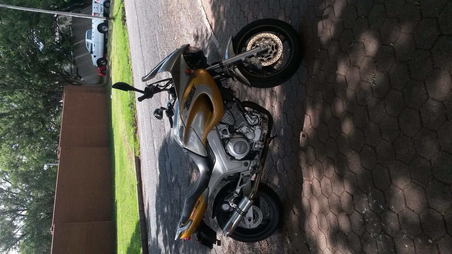 2003 Yamaha TDM