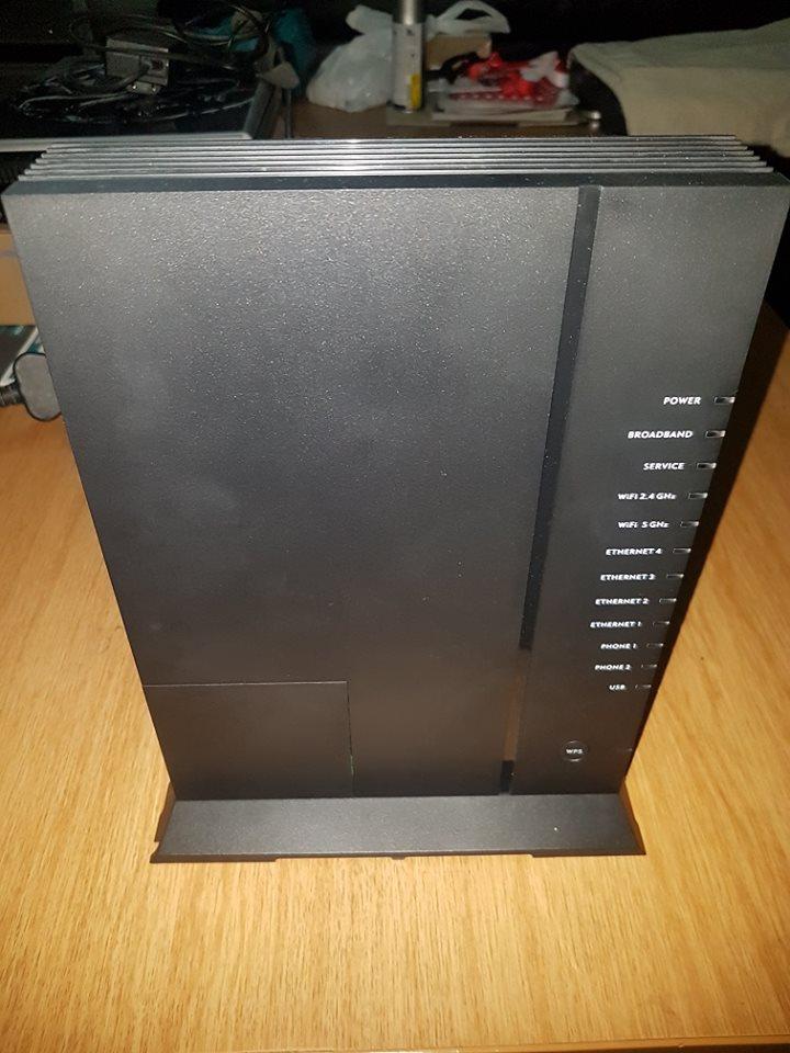 Calix 844G GigaCenter Router | Junk Mail
