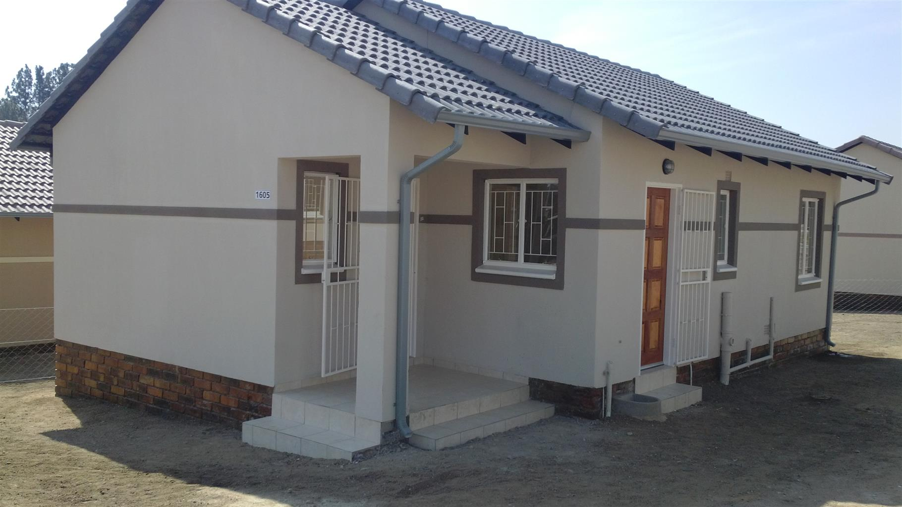CHARMING 2 BEDROOM HOUSE FOR SALE