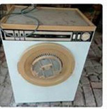 Fucks ware tumble dryer,