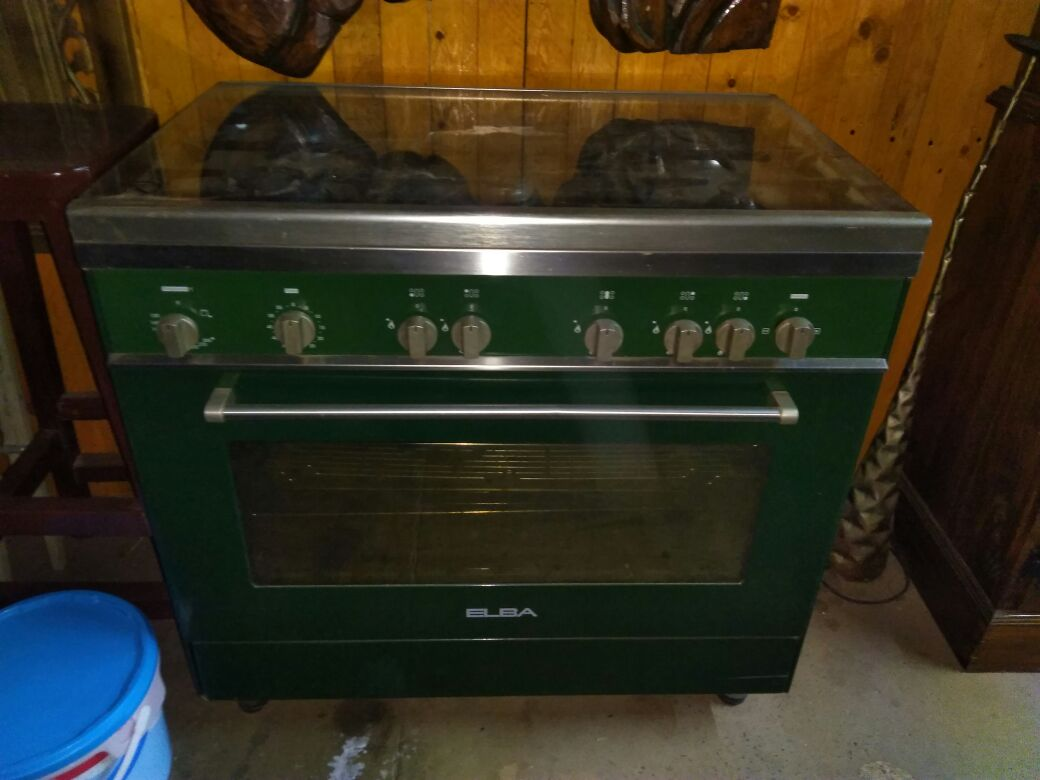 ELBA GAS stove