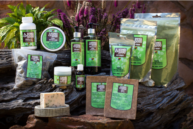 MORINGA OLIFIERA  PRODUCTS