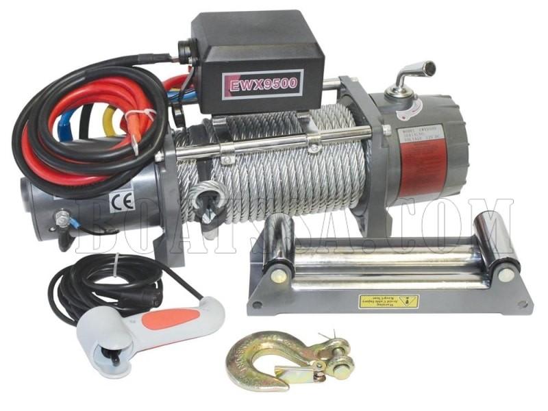 RUNVA X9500S 12V ELECTRIC CABLE WINCH