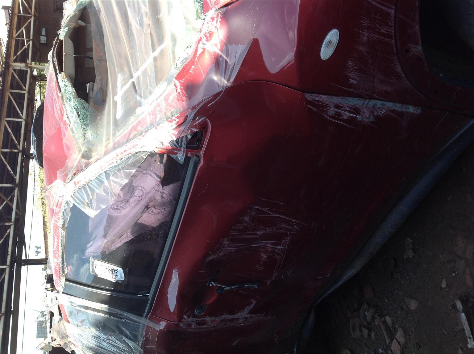 Stripping Nissan Juke Acenta 2014 for Spares