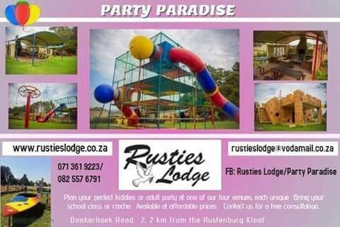 Affordable Outdoor Function Venue and Accomodation for Young and Old