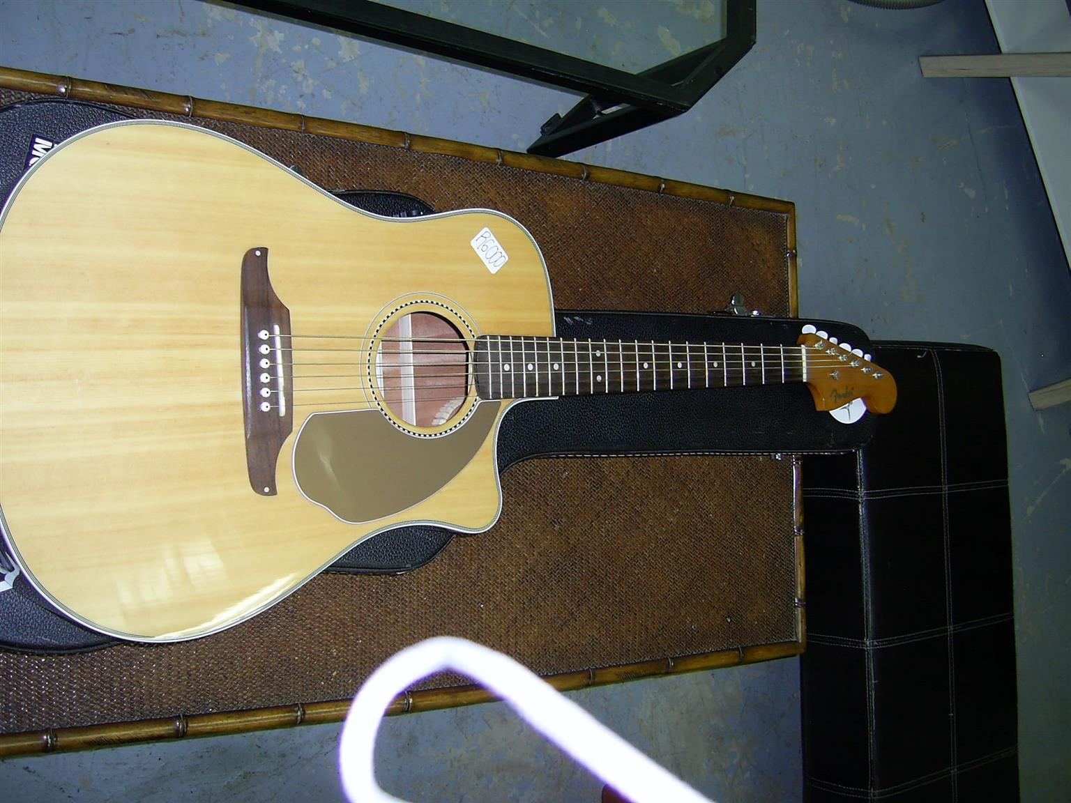Fender Guitar Sonoran Acoustic with Fishman Preamp