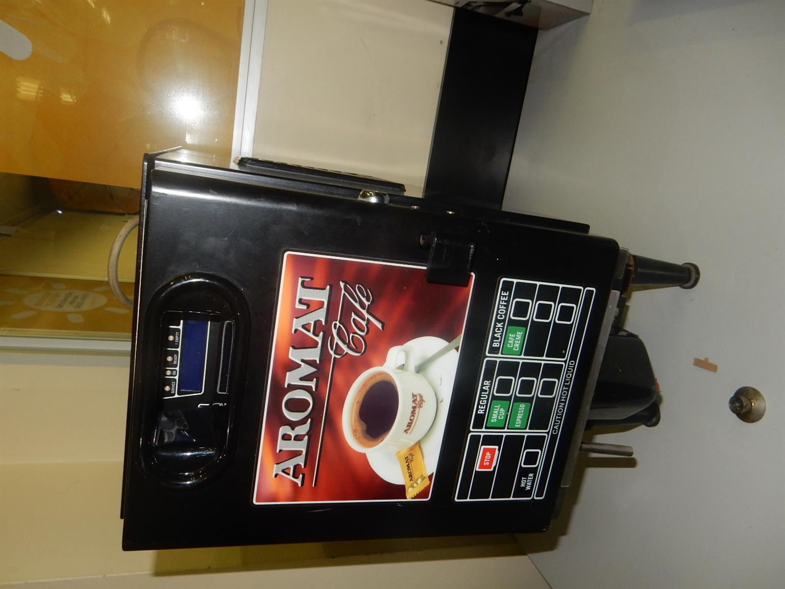 Aromat Cafe Coffee Machine