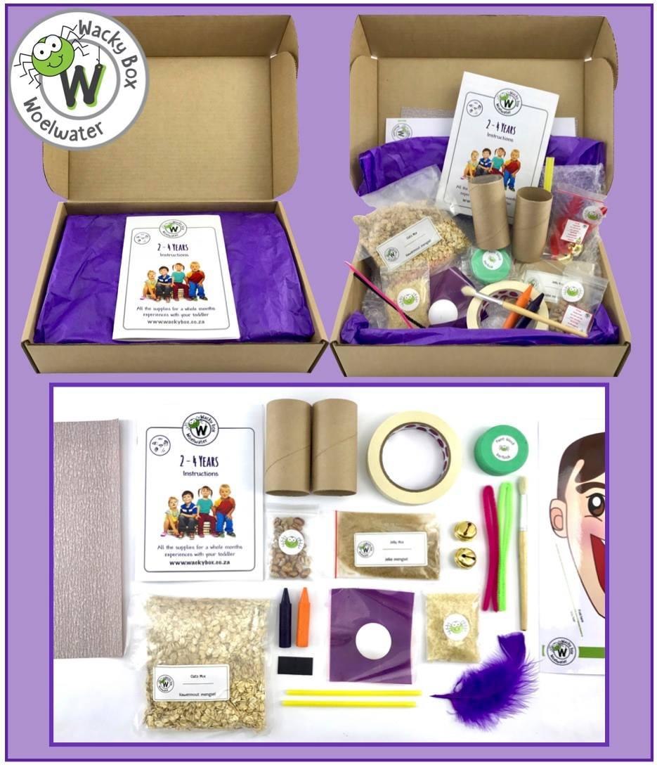 Woelwater/wackyBox Sales Representative