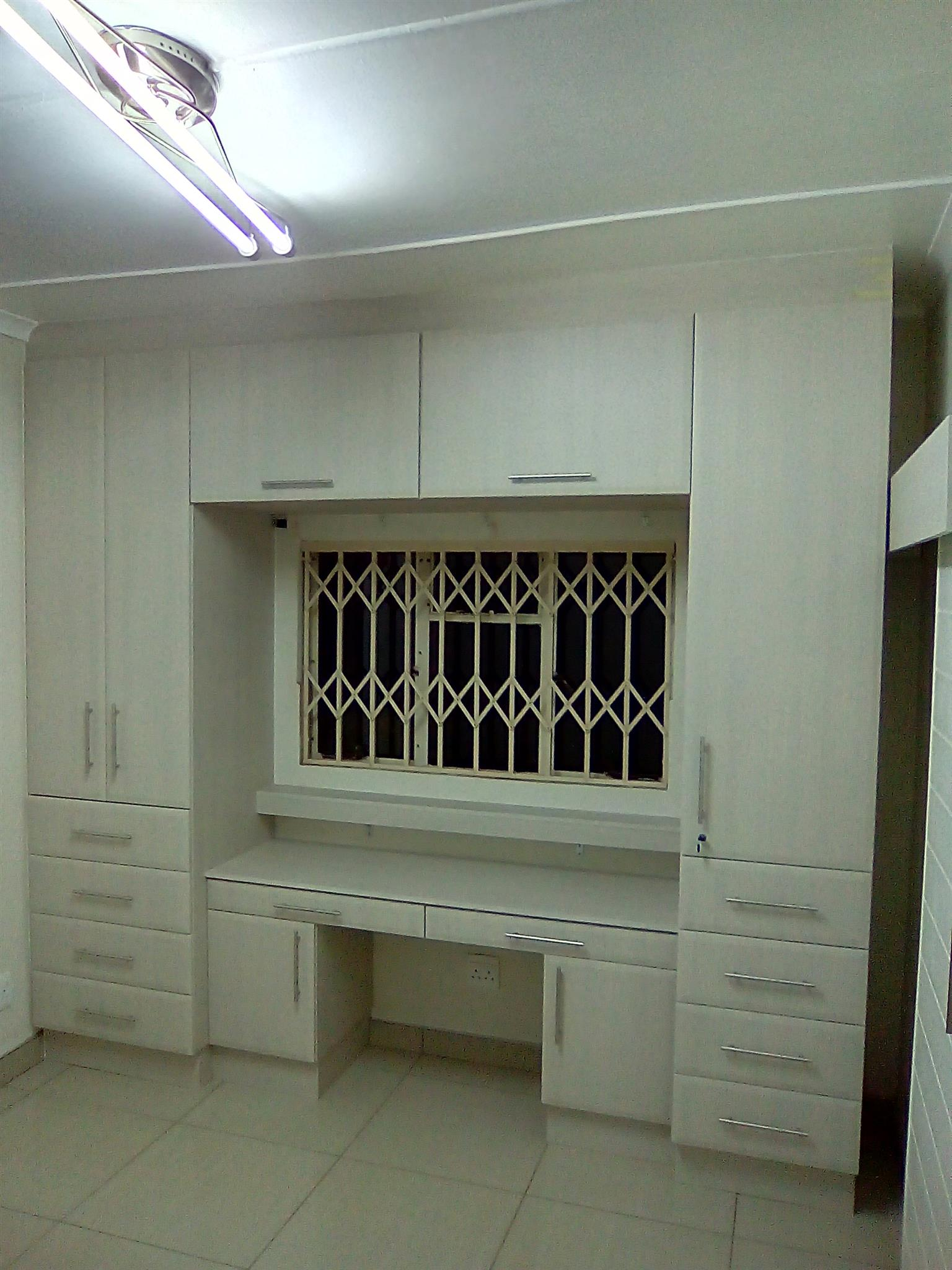 Kitchen and bedroom units