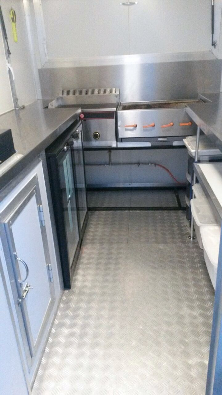 Food trailer as going concern