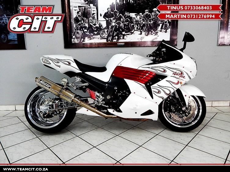2007 Kawasaki ZX14 Ninja | Junk Mail